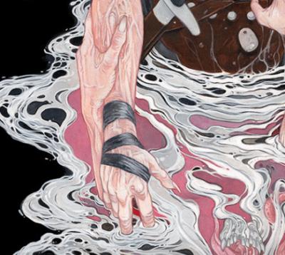 Sneak Peek Khemmis Album Art Sam Turner