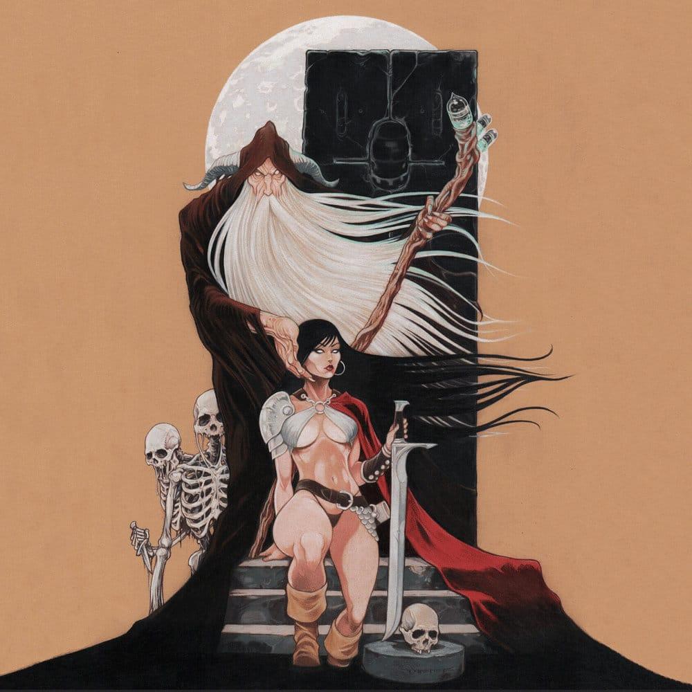 Khemmis Absolution Album art