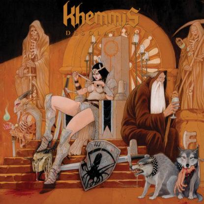 Khemmis Desolation Album Art
