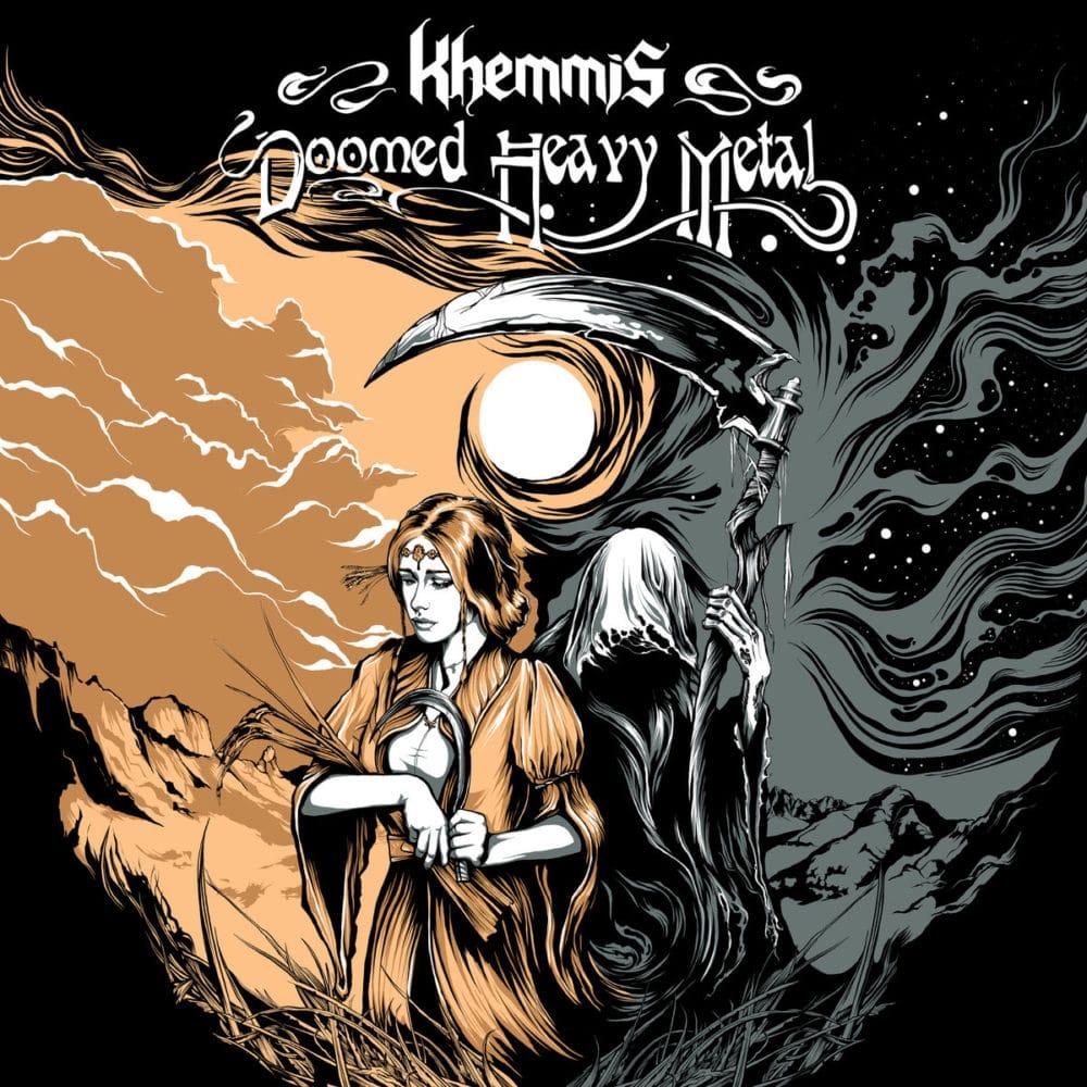 Khemmis Doomed Heavy Metal Album Art1