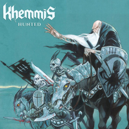Khemmis Hunted Album Art